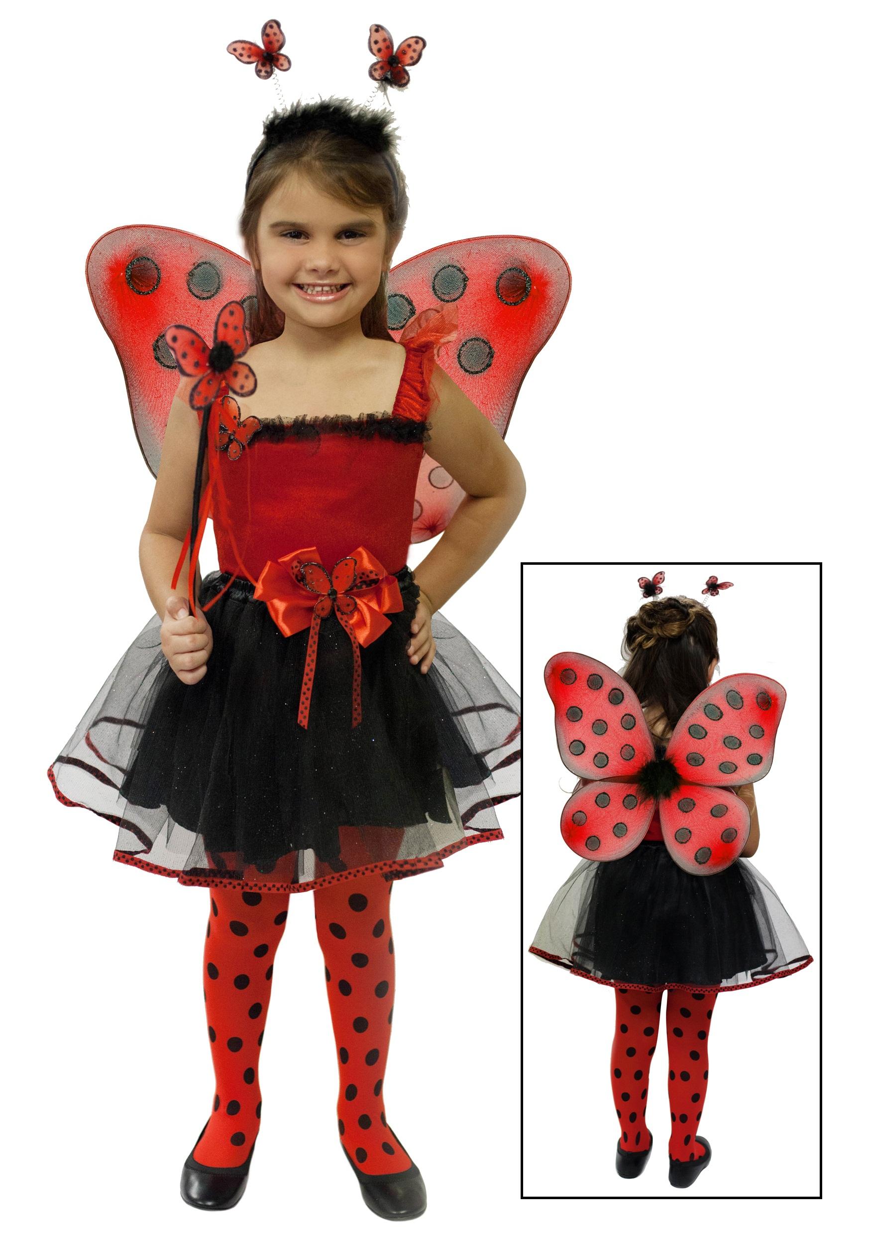 ladybug tutu set