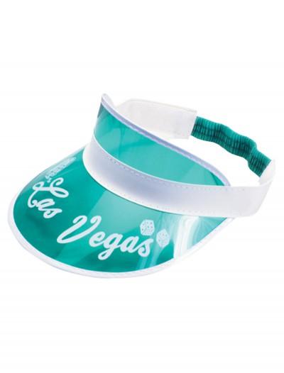 Las Vegas Green Visor, halloween costume (Las Vegas Green Visor)