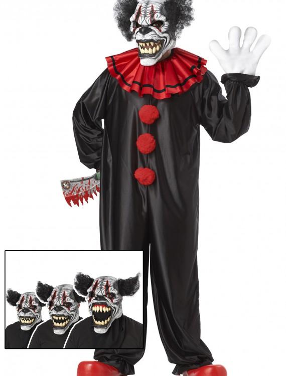 Last Laugh Clown Costume, halloween costume (Last Laugh Clown Costume)
