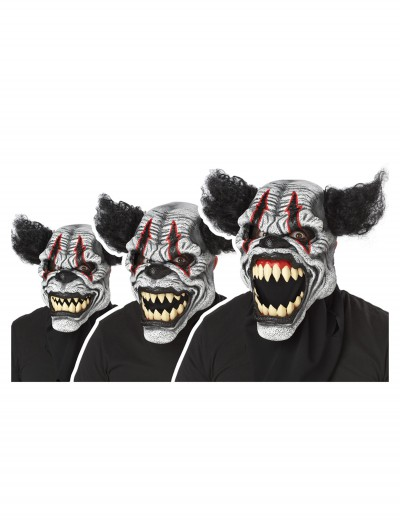Last Laugh Clown Mask, halloween costume (Last Laugh Clown Mask)