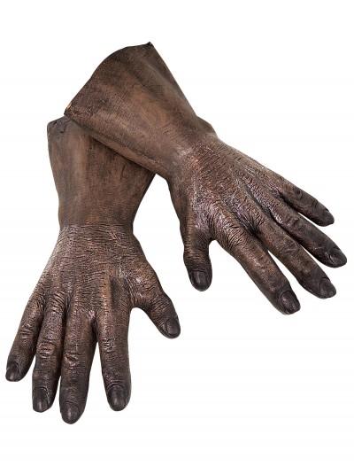 Latex Chewbacca Hands, halloween costume (Latex Chewbacca Hands)