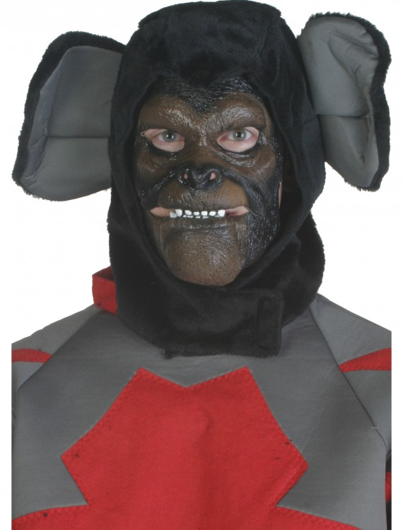 Latex Winged Monkey Mask, halloween costume (Latex Winged Monkey Mask)