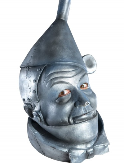 Latex Tin Man Mask, halloween costume (Latex Tin Man Mask)