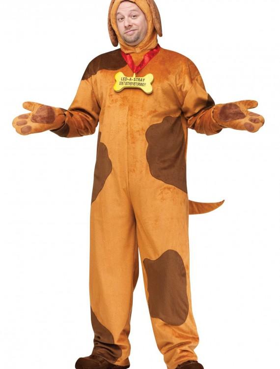Led A Stray Dog Costume, halloween costume (Led A Stray Dog Costume)