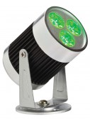 LED Green Indoor Spot Light, halloween costume (LED Green Indoor Spot Light)