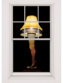 Leg Lamp Window Cling, halloween costume (Leg Lamp Window Cling)