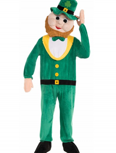 Leprechaun Mascot Costume, halloween costume (Leprechaun Mascot Costume)