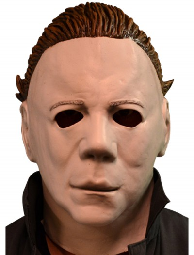 Licensed Halloween II Economy Mask, halloween costume (Licensed Halloween II Economy Mask)