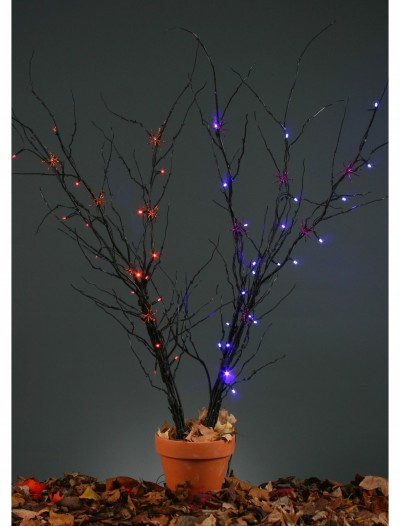 Light-Up Purple Creepy Branch, halloween costume (Light-Up Purple Creepy Branch)