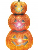 Light Up Glitter Stack Orange Pumpkins, halloween costume (Light Up Glitter Stack Orange Pumpkins)