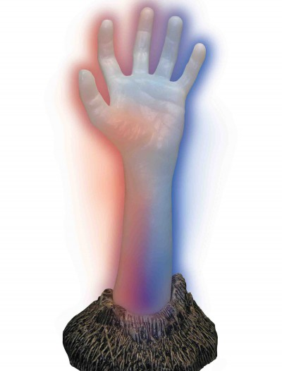 Light-Up Zombie Hand, halloween costume (Light-Up Zombie Hand)