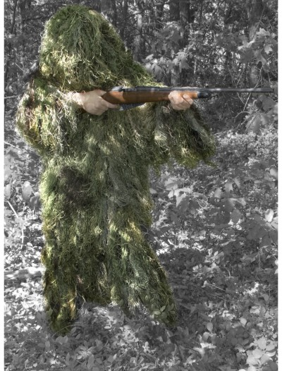 Lightweight Ghillie Suit, halloween costume (Lightweight Ghillie Suit)