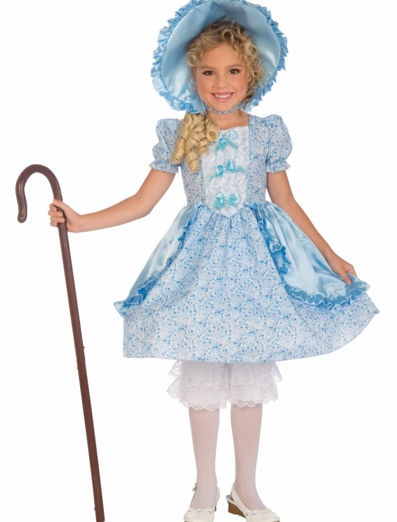 Lil Bo Peep Child Costume, halloween costume (Lil Bo Peep Child Costume)