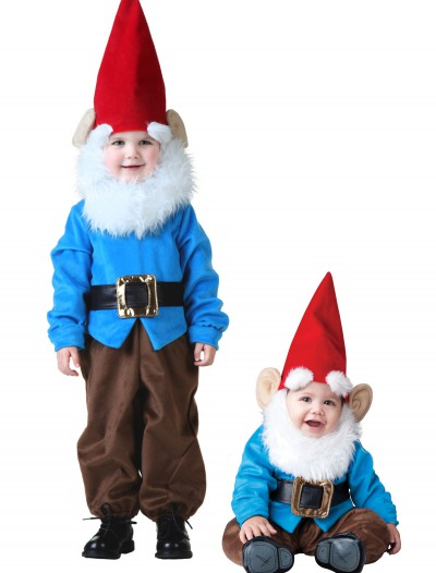Lil Garden Gnome Costume, halloween costume (Lil Garden Gnome Costume)
