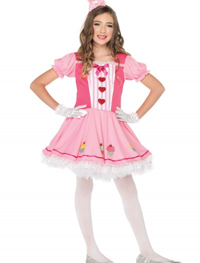 Lil Miss Cupcake Costume, halloween costume (Lil Miss Cupcake Costume)