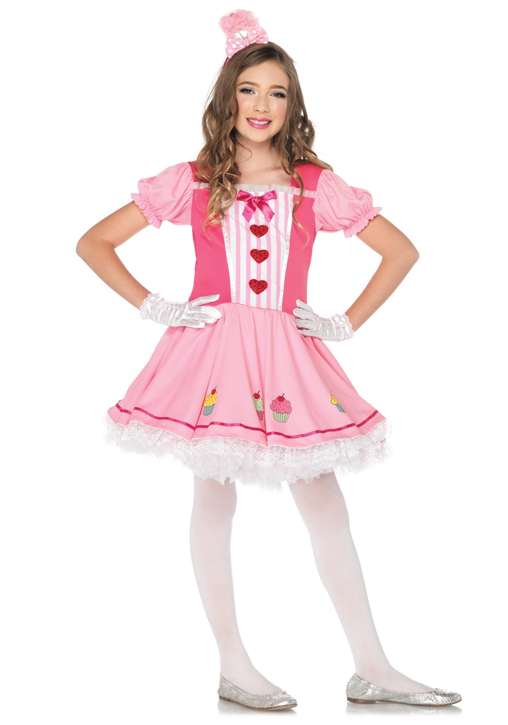 lil miss cupcake costume