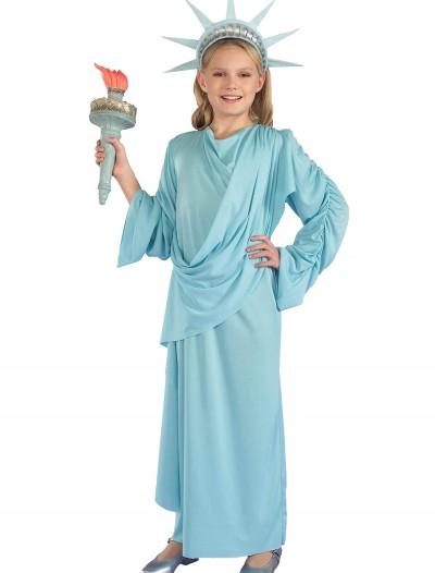 Lil Miss Liberty Child Costume, halloween costume (Lil Miss Liberty Child Costume)