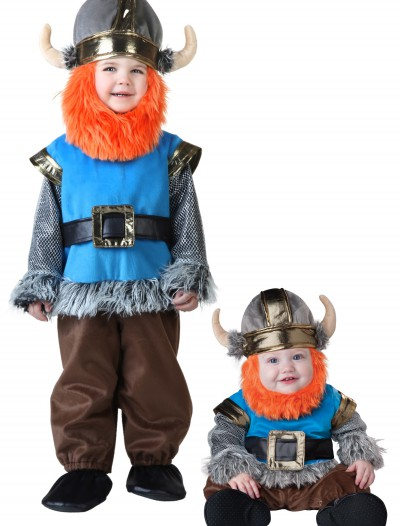 Li'l Viking Costume, halloween costume (Li'l Viking Costume)