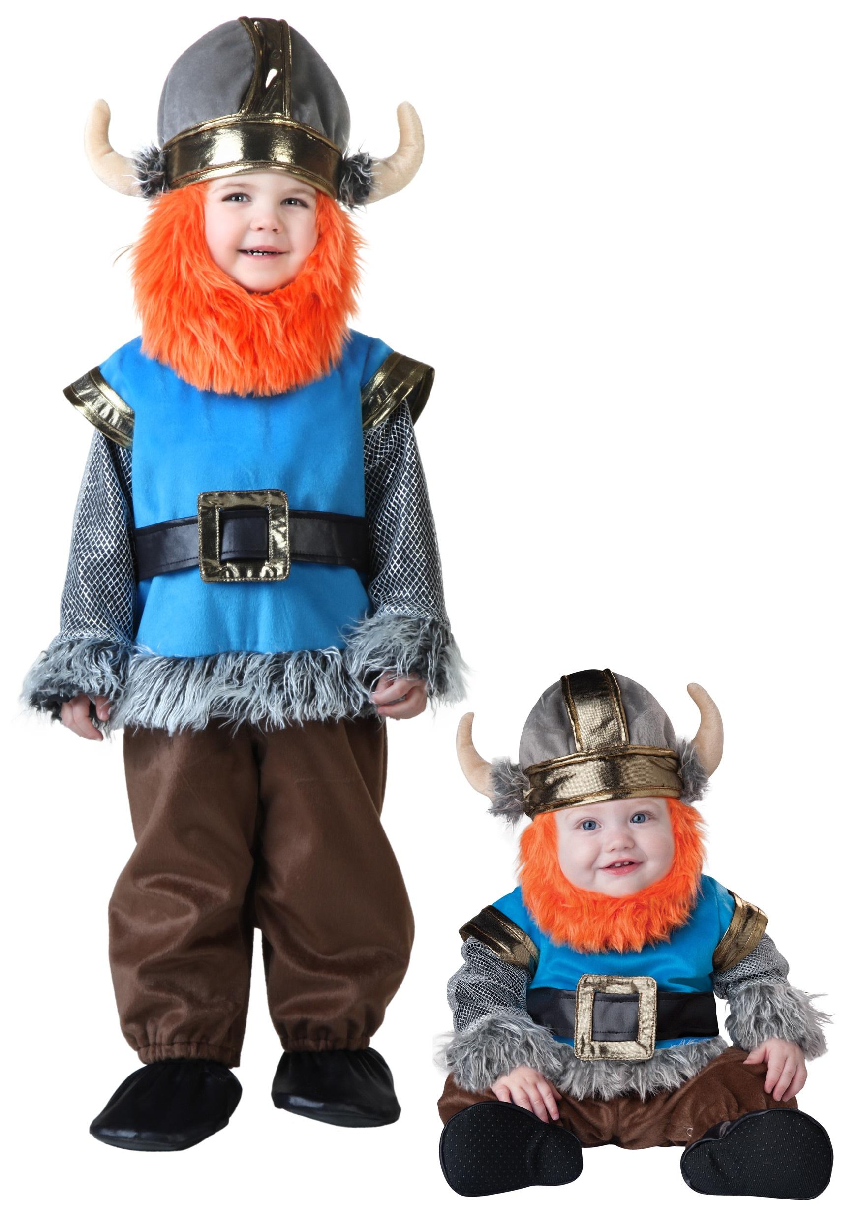Liu0027l Viking Costume  sc 1 st  Halloween Costumes & Liu0027l Viking Costume - Halloween Costumes