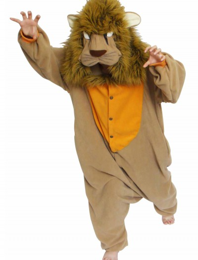Lion Pajama Costume, halloween costume (Lion Pajama Costume)
