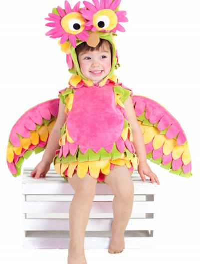 Little Colorful Owl Costume, halloween costume (Little Colorful Owl Costume)