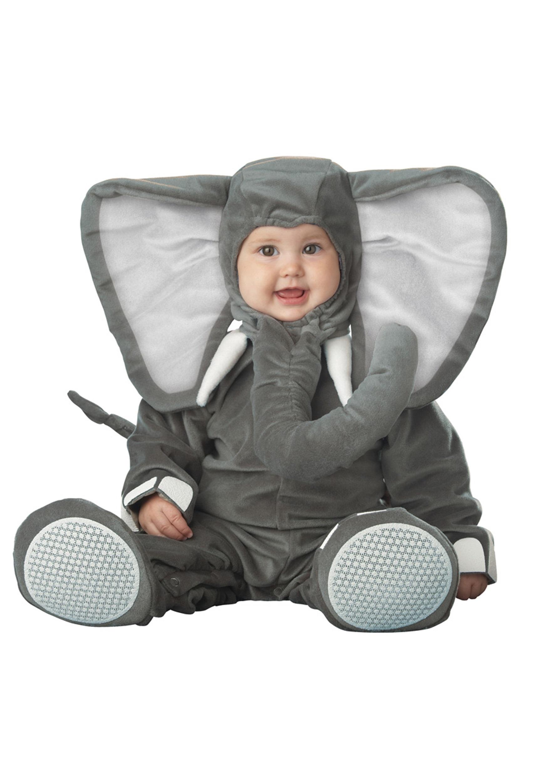 little elephant costume - halloween costumes