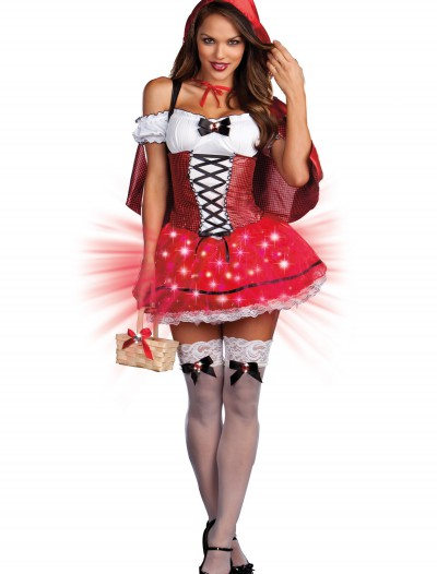 Little Red De-Light Costume, halloween costume (Little Red De-Light Costume)