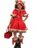 Little Red Wolf Costume, halloween costume (Little Red Wolf Costume)
