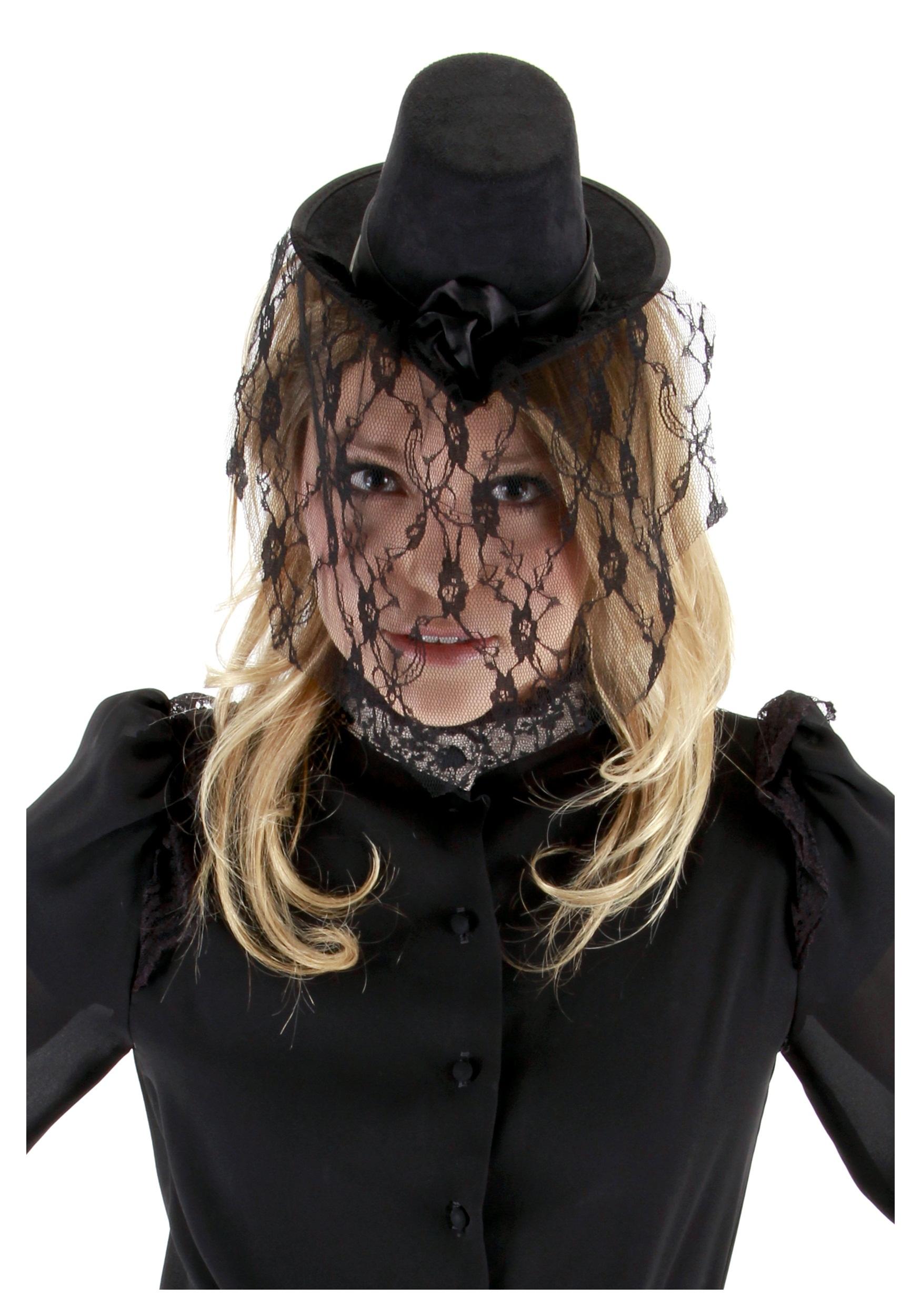 Victorian Small Black Top Hat  sc 1 st  Halloween Costumes & Victorian Small Black Top Hat - Halloween Costumes