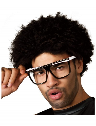 LMFAO Black Glasses, halloween costume (LMFAO Black Glasses)