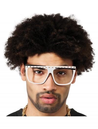 LMFAO White Glasses, halloween costume (LMFAO White Glasses)