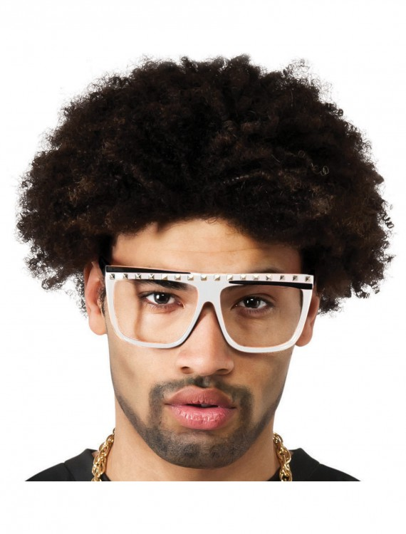 LMFAO White Glasses, halloween costume (LMFAO White Glasses)