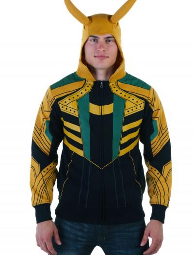 Loki Hoodie, halloween costume (Loki Hoodie)