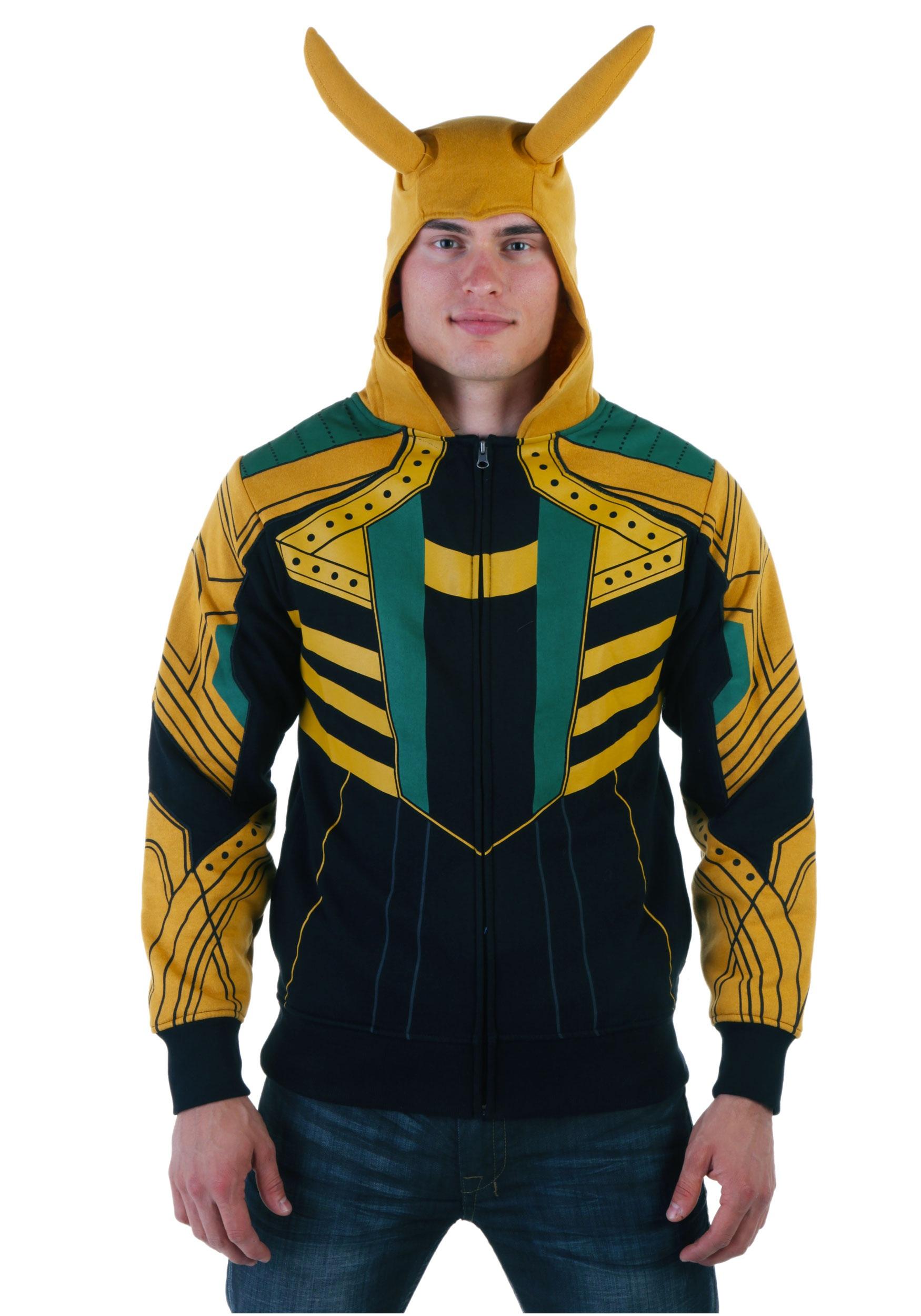 Loki hoodie halloween costumes loki hoodie solutioingenieria Gallery