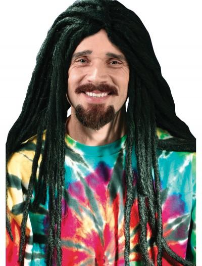 Long Dreadlocks Hippie Wig, halloween costume (Long Dreadlocks Hippie Wig)