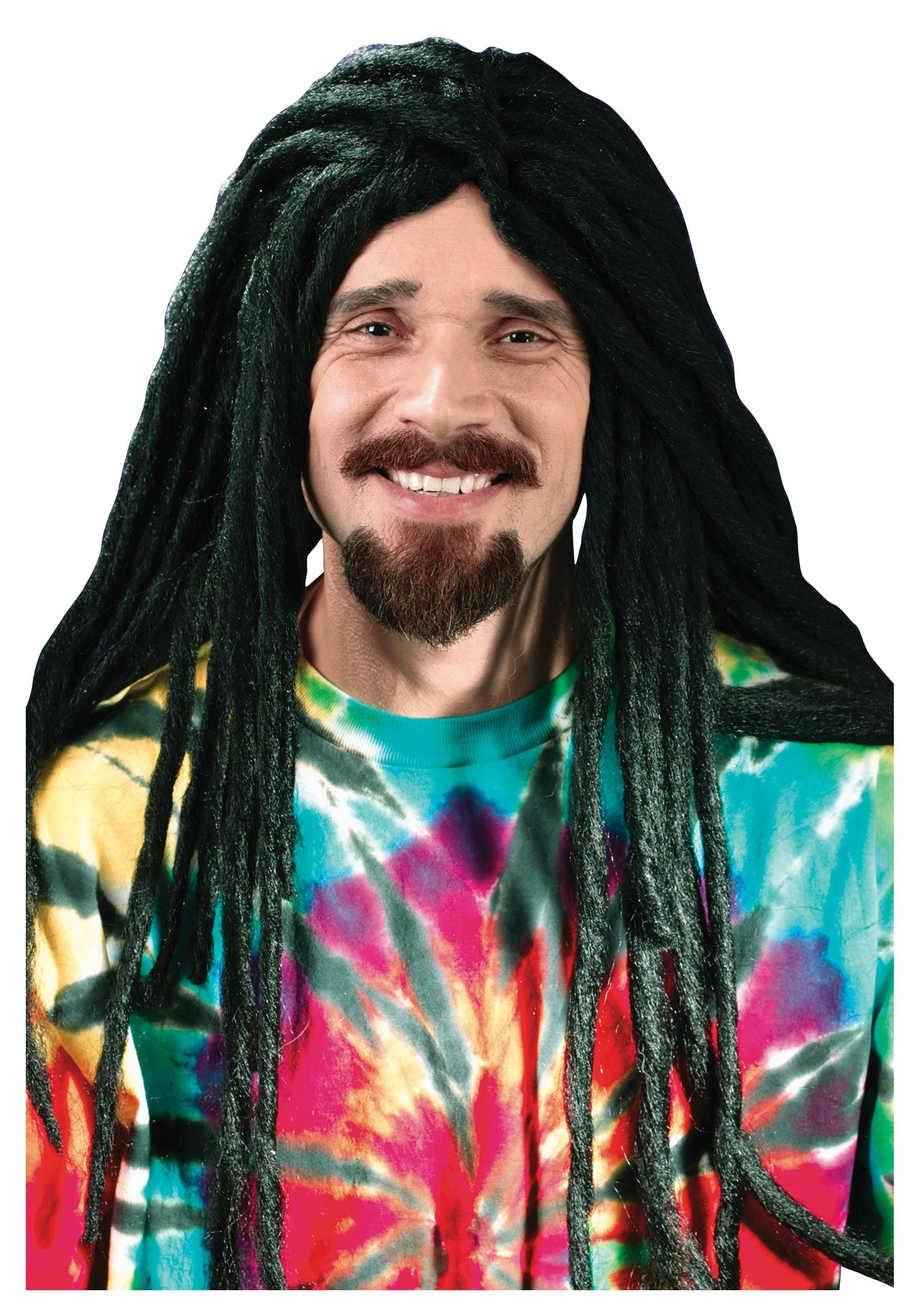 Long Dreadlocks Hippie Wig - Halloween Costumes