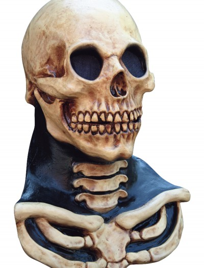 Long Neck Skull Mask, halloween costume (Long Neck Skull Mask)