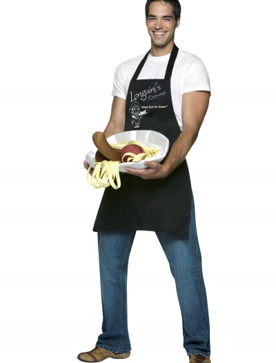 Longuini and Meatballs Costume, halloween costume (Longuini and Meatballs Costume)
