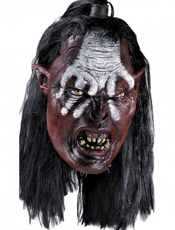 Lord of the Rings Lurtz Mask, halloween costume (Lord of the Rings Lurtz Mask)