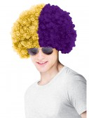 Louisiana State University Wig, halloween costume (Louisiana State University Wig)