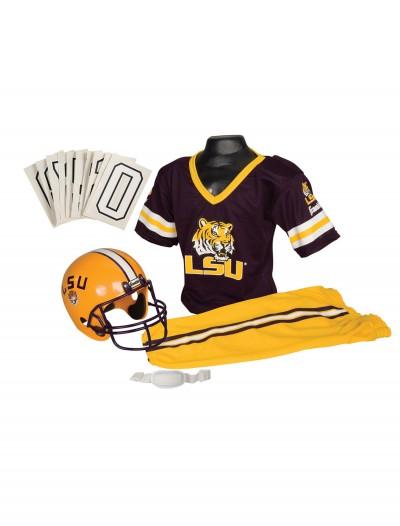 LSU Tigers Child Uniform, halloween costume (LSU Tigers Child Uniform)