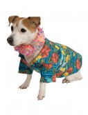 Luau Shirt Pet Costume, halloween costume (Luau Shirt Pet Costume)
