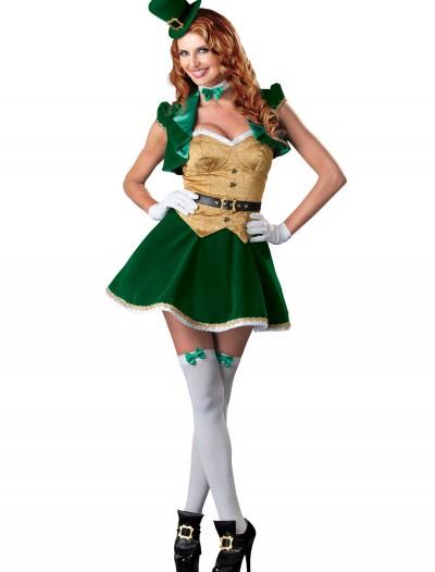 Lucky Lass Costume, halloween costume (Lucky Lass Costume)