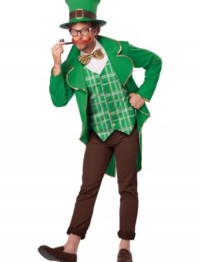 Men's Lucky Leprechaun Costume, halloween costume (Men's Lucky Leprechaun Costume)