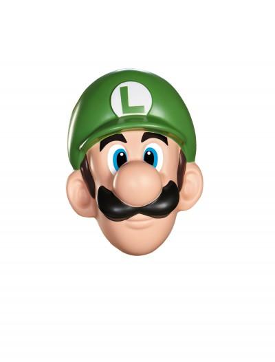 Luigi Adult Mask, halloween costume (Luigi Adult Mask)