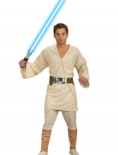 Luke Skywalker Adult Costume, halloween costume (Luke Skywalker Adult Costume)