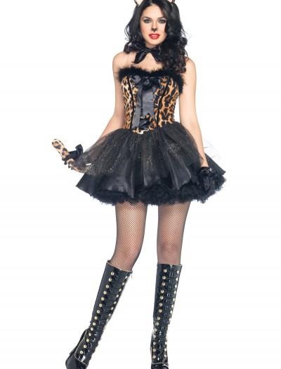 Luxe Leopard Costume, halloween costume (Luxe Leopard Costume)