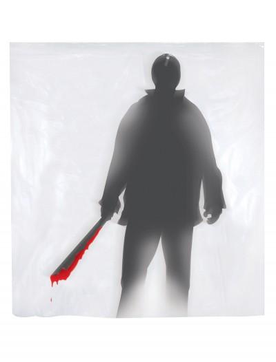 Machete Killer Shower Curtain, halloween costume (Machete Killer Shower Curtain)