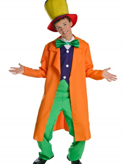 Mad Hatter Teen Costume, halloween costume (Mad Hatter Teen Costume)
