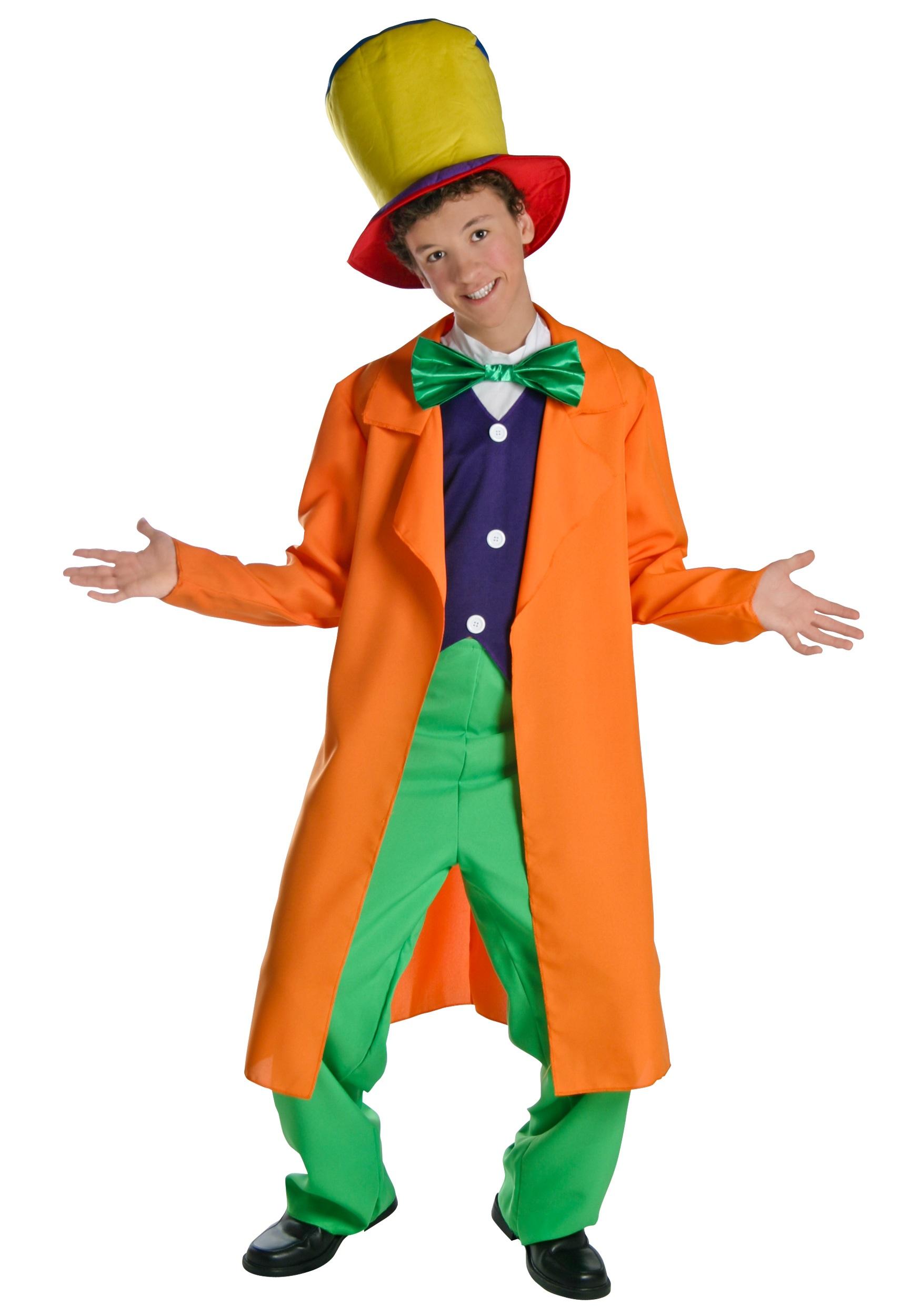 Mad Hatter Teen Costume  sc 1 st  Halloween Costumes & Mad Hatter Teen Costume - Halloween Costumes